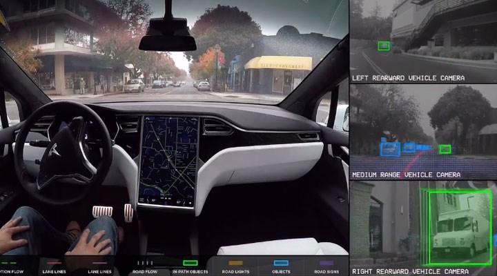 ABD'de Tesla'nın 'otopilot' sürücü destek sistemine ilişkin soruşturma başlatıldı