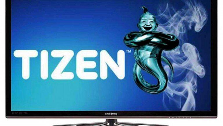 Akıllı TV'lere Tizen müjdesi