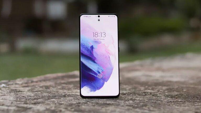 Android 12, S21'e ne zaman gelecek?