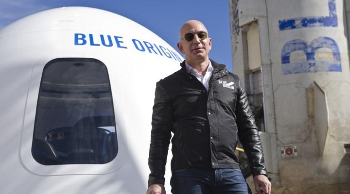 Bezos'a bir 'gelir kapısı' daha: Şimdiden 100 milyon dolarlık bilet satmış