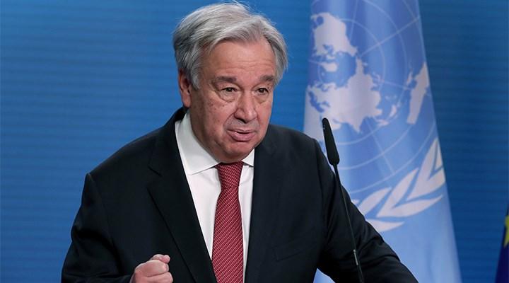 BM Genel Sekreteri Guterres: Sosyal medya şirketlerinin gücü endişe verici