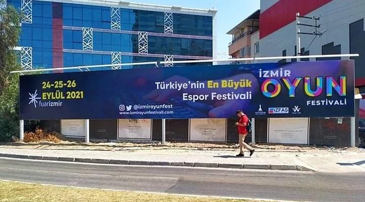 Türkiye'nin en büyük oyun festivali İzmir'de