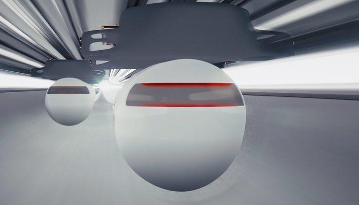 Virgin Hyperloop yeni kapsül konseptini tanıttı: 'Saatte 1000 kilometreden fazla hız yapacak'