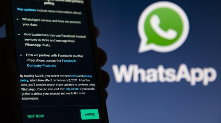 """""""WhatsApp, 50 milyon avroya varan para cezasına çarptırılabilir"""""""